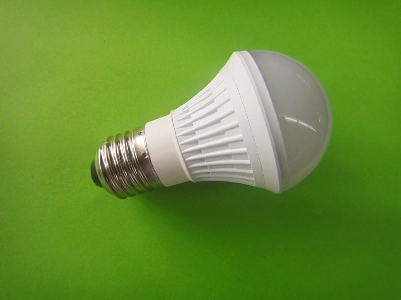 LED球泡灯组装