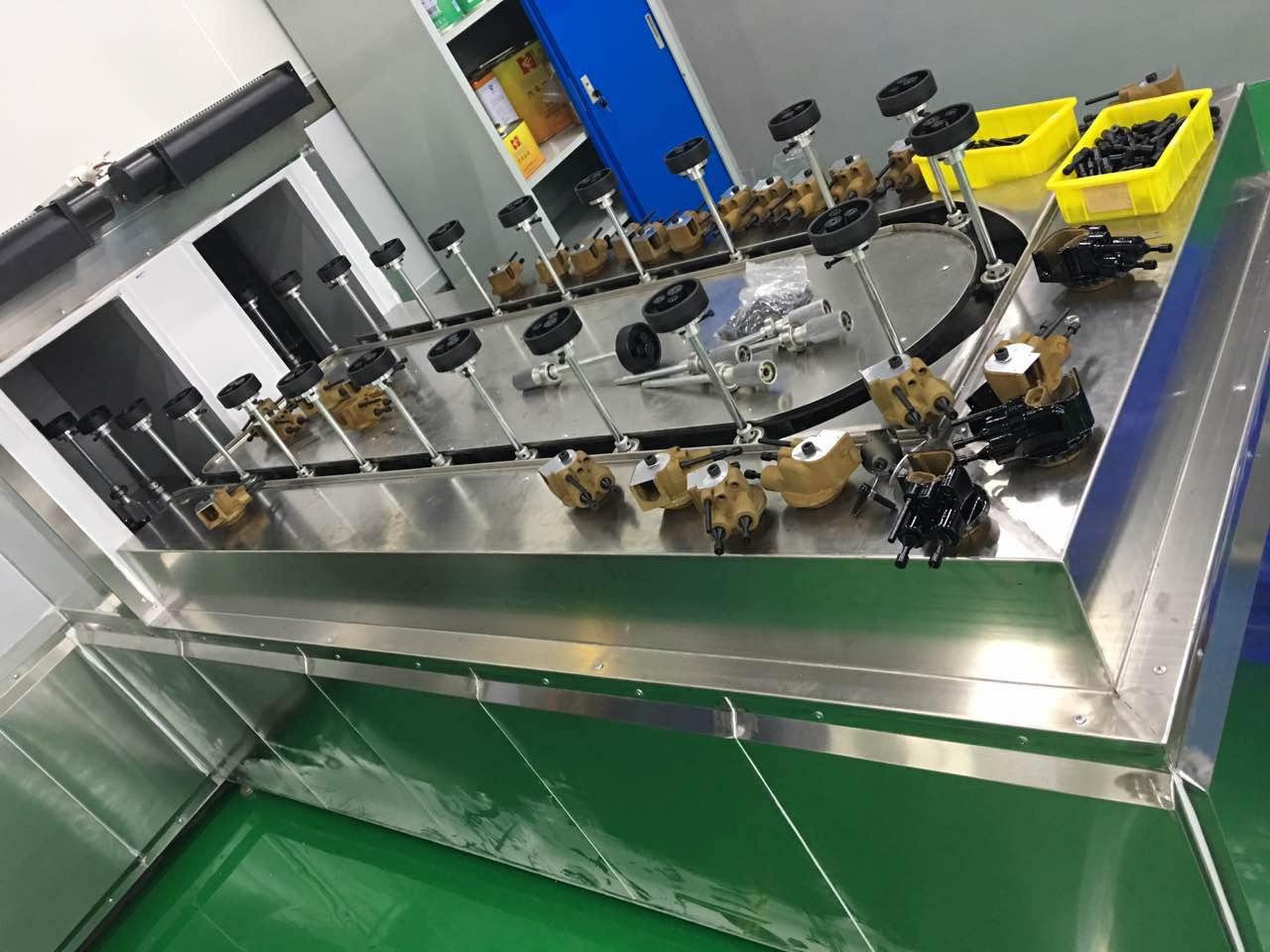 自动喷涂生产线隧道烤炉