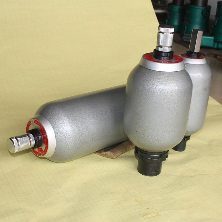 挖掘機蓄能器閥門_象力液壓_0.35L_膠囊_活塞式_進出油閥