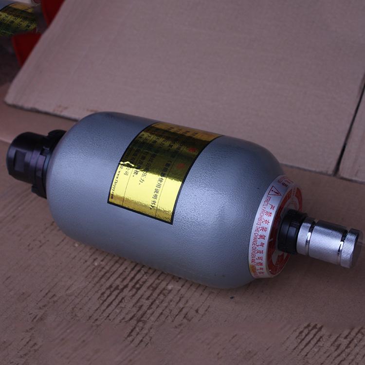 水處理蓄能器怎么安裝_象力液壓_防銹_煤礦開采_32L_錳鋼