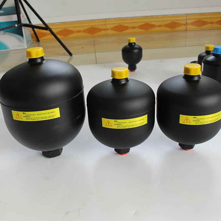 賀德克隔膜式蓄能器質量如何_象力液壓_進出油閥_0.32L_國標