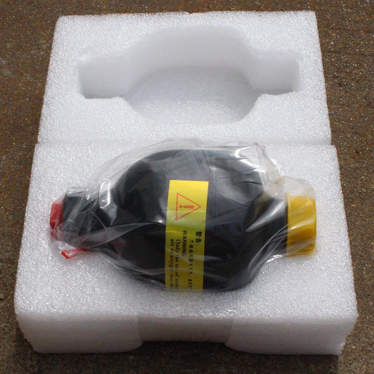 歐標_10L隔膜式蓄能器制作工廠_象力液壓