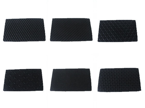 海綿壓花橡膠板材