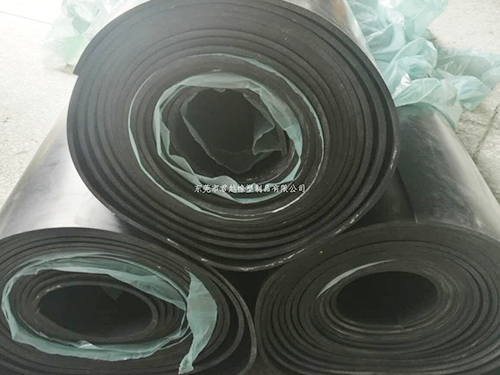 耐化學溶劑橡膠板