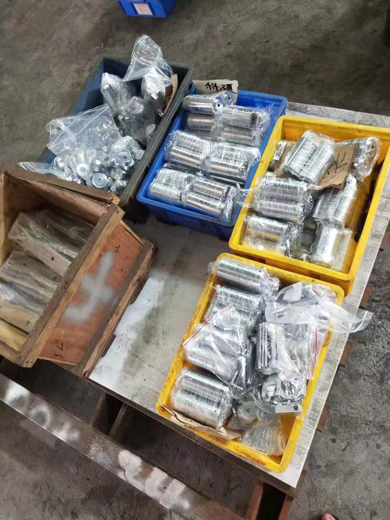 格林軸硬鉻電鍍訂購_三寶晨_數控機床_鐵板膜_流水線機械