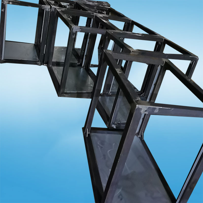 臺灣鋁合金機架加工價格_鑫永輝機電_承接_焊接_大型_優質_金屬