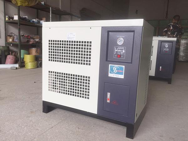 風冷式干燥機