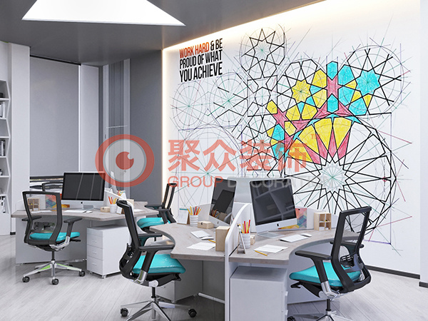 松山湖陈总办公室设计