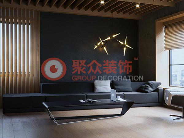 深圳南山IAL欧阳总裁办公室设计