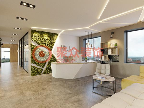 广州艺术在线办公室设计