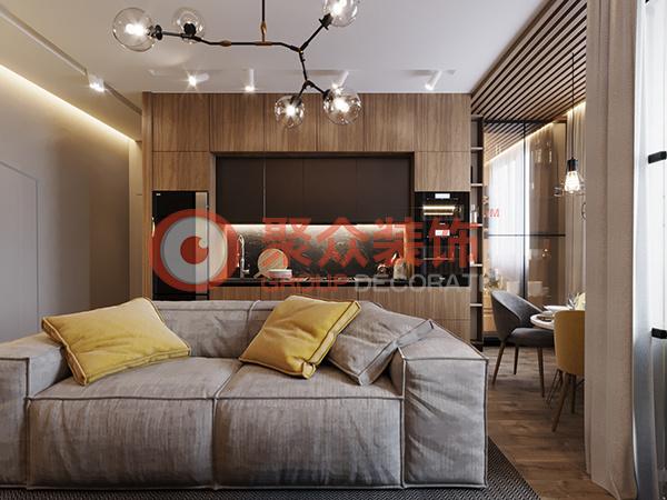 东城王先生居室设计