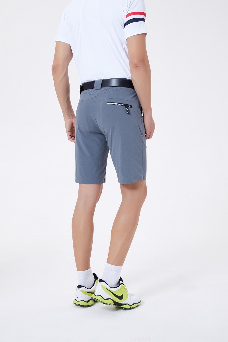 21年拉鏈新款男士短褲