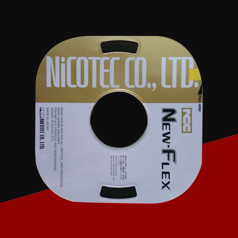 NCC小盘带锯条