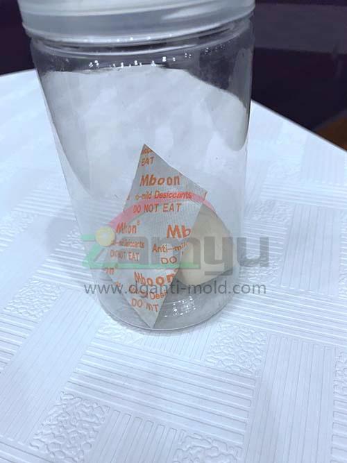 MBOON干燥剂测试