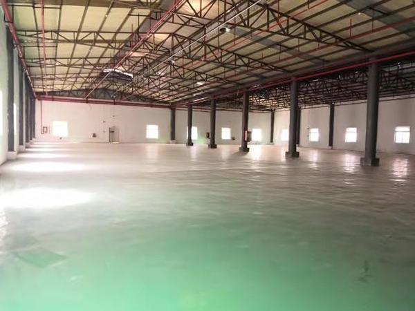 寮步華南城鋼構廠房出租2000平方,滴水8米高