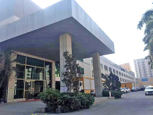華南城 獨院 單一層鋼構 2800平方 帶行車 高度10米