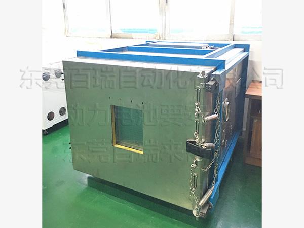 动力电池防爆测试箱