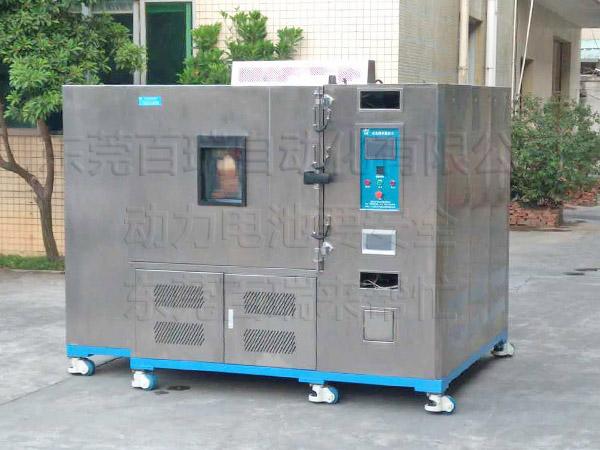 电池短路测试机