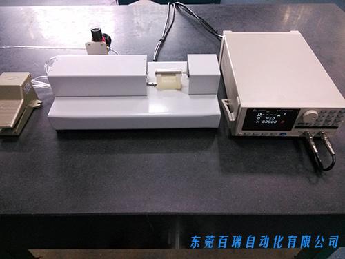 圆柱锂电内阻测试机
