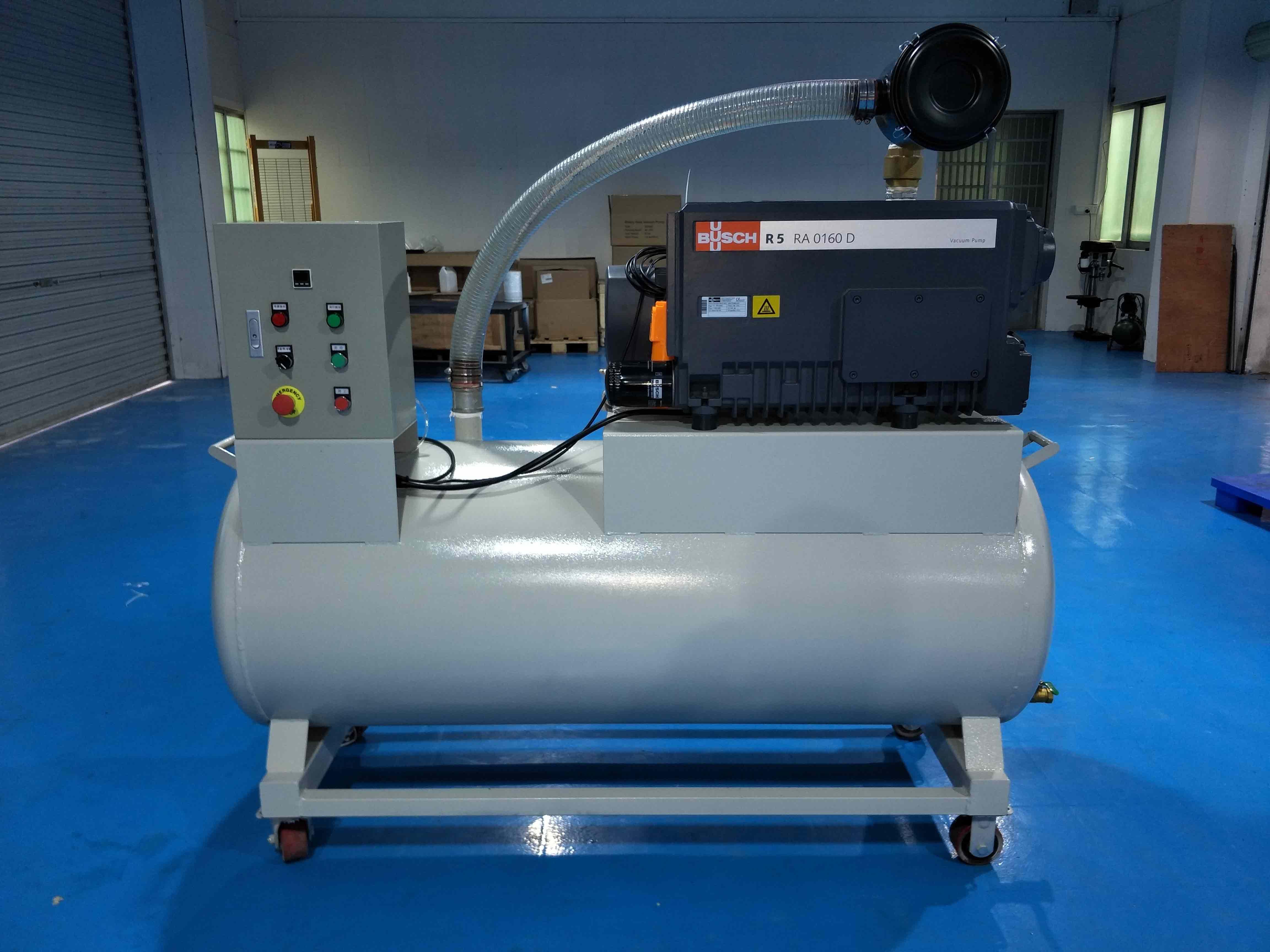 泰州CNC专用真空负压站厂家 贝其乐 CNC专用 医院专用 气动