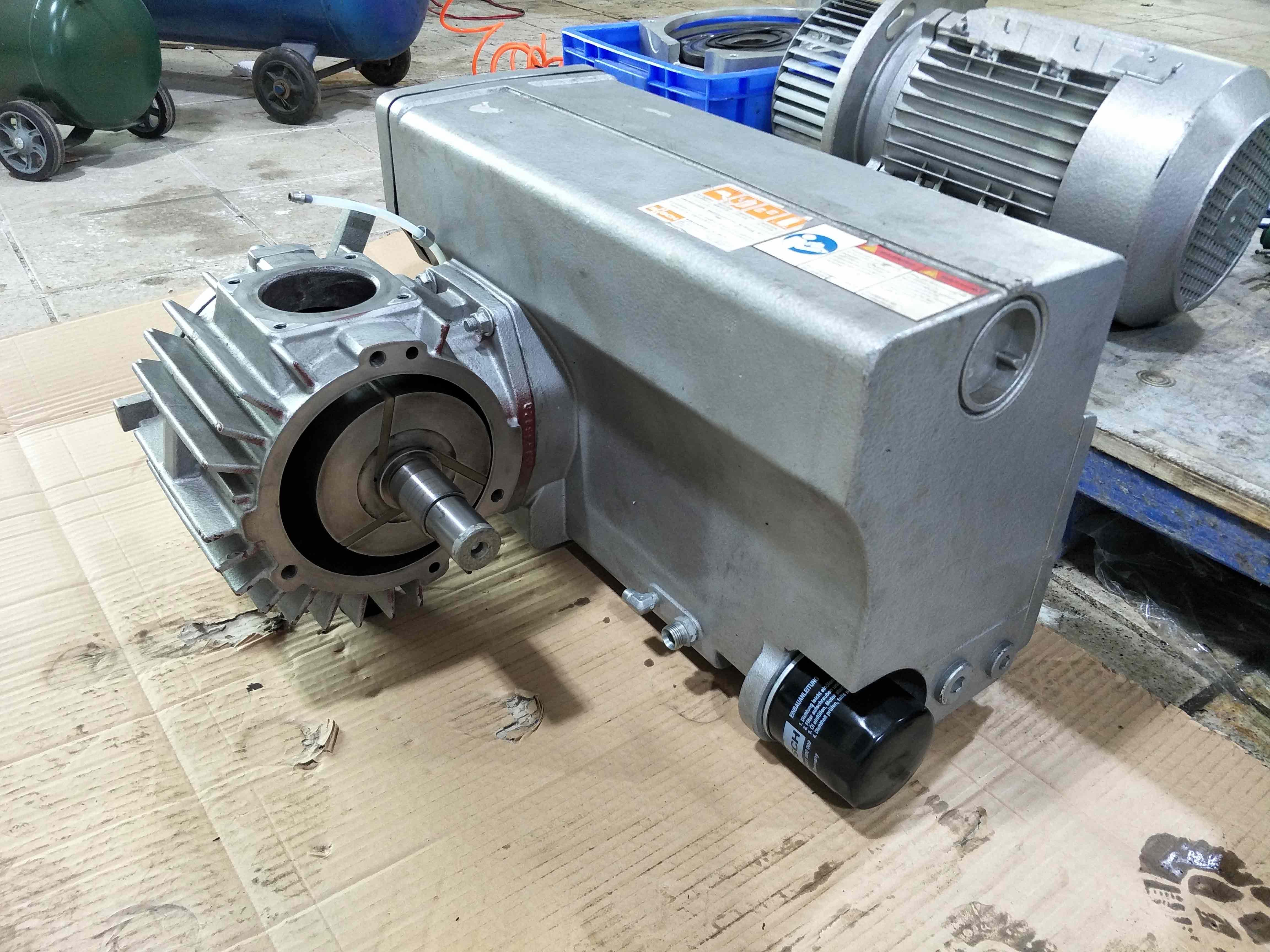 济南真空成型真空泵选型 贝其乐 U4.40 印刷机