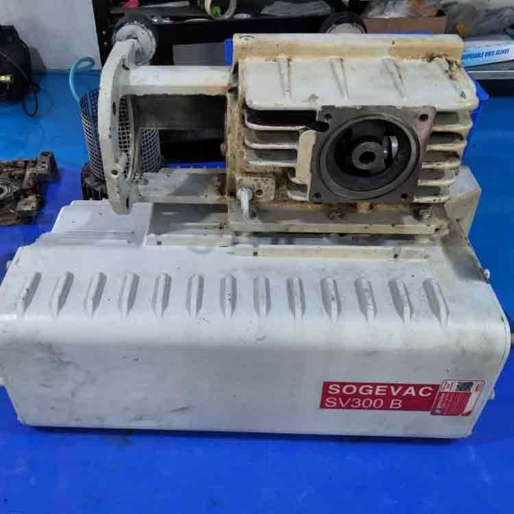济南VC50真空泵 贝其乐 U4.300 D40C 真空镀膜