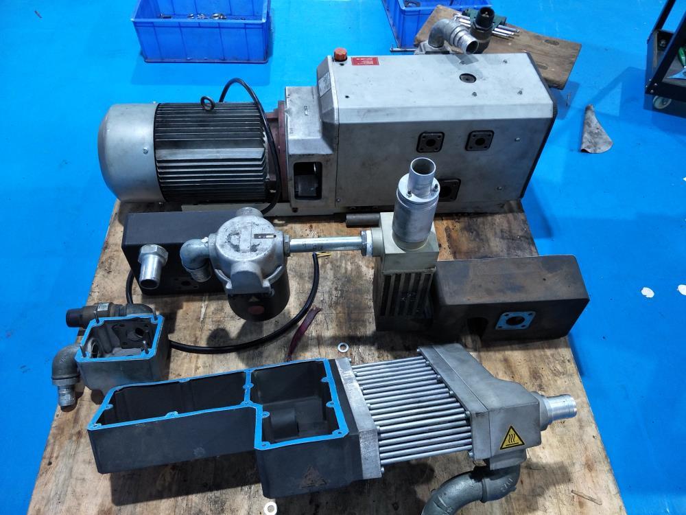 济南真空镀膜真空泵多少钱 贝其乐 真空输送 D8C 真空吸塑