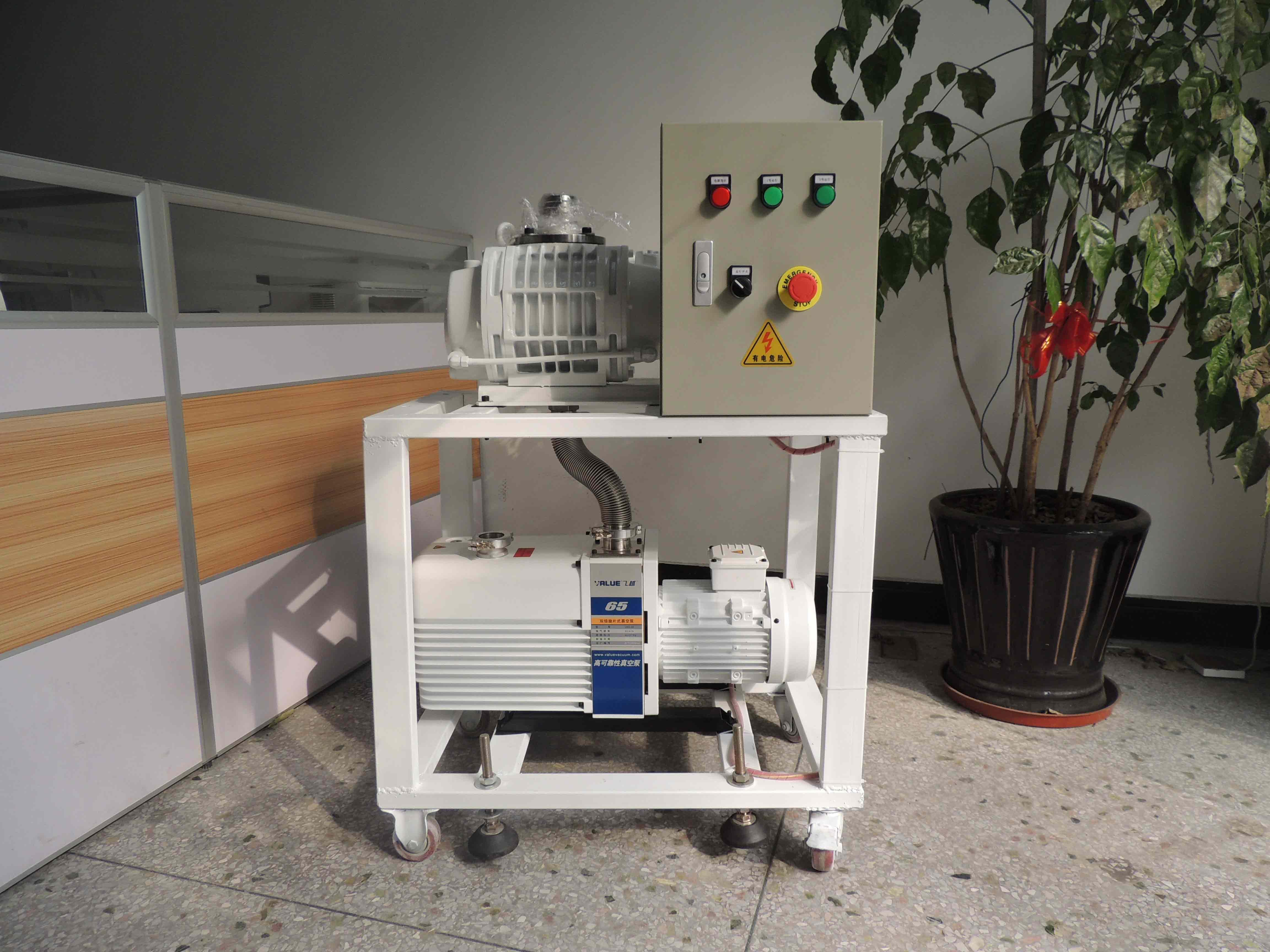 紹興工廠真空負壓站性能如何 貝其樂 工程塑料 管道泵 粗真空度