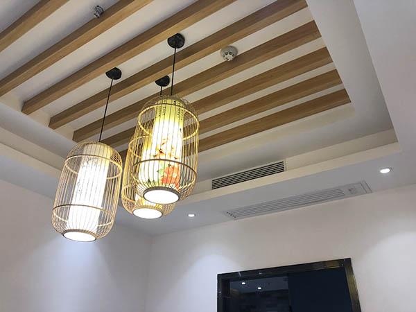 增城湘菜館中央空調
