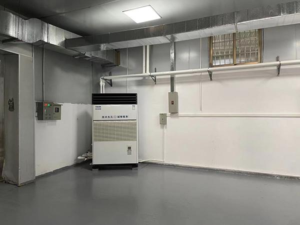 工厂空调系统