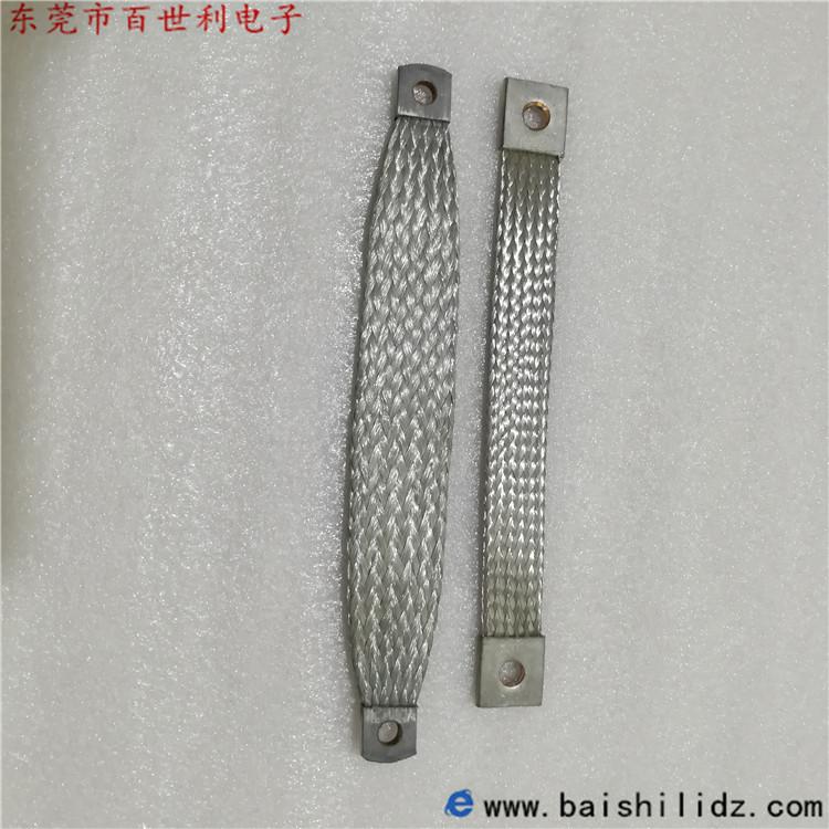 不銹鋼編織帶軟連接