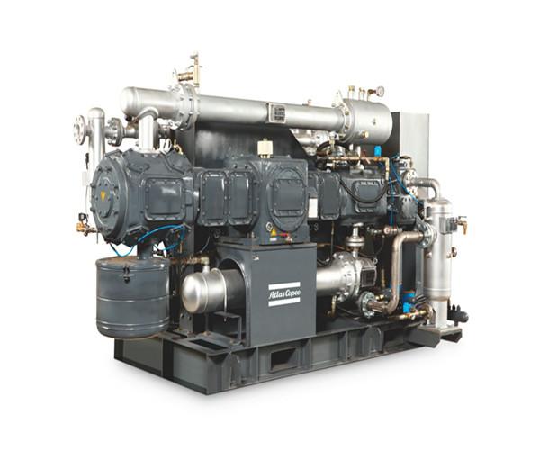阿特拉斯P 系列高壓無油往復式活塞壓縮機