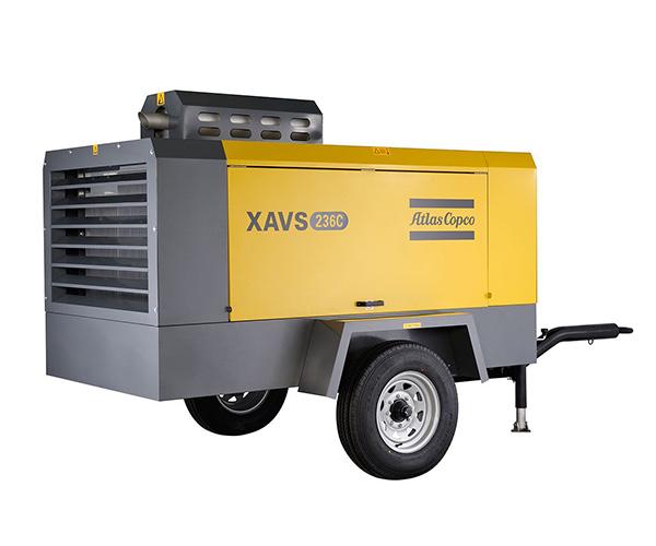 中型移动空压机-中低风压系列租赁
