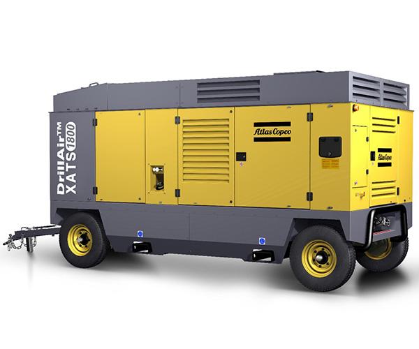 大型移动空压机-钻探系列租赁
