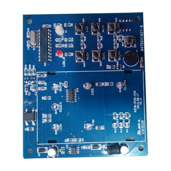 科瑞莱控制面板电路板
