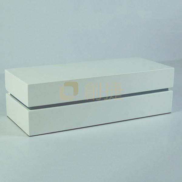 白色鋼琴漆表盒