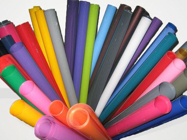 彩色裝飾膜