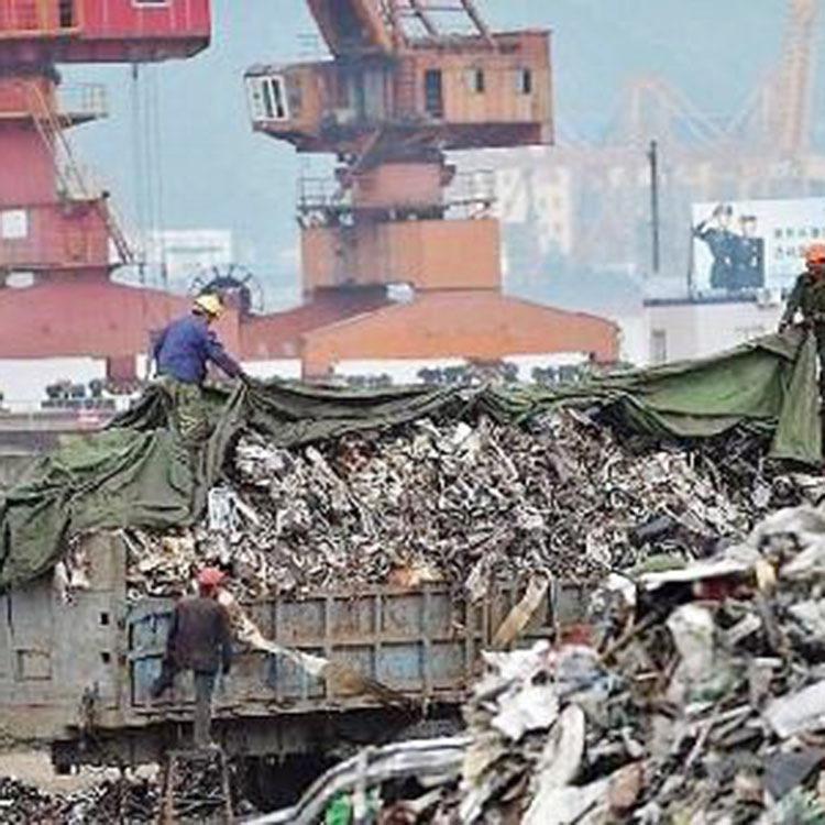 工廠廢料_塘廈固體廢物清運公司_芳芳回收