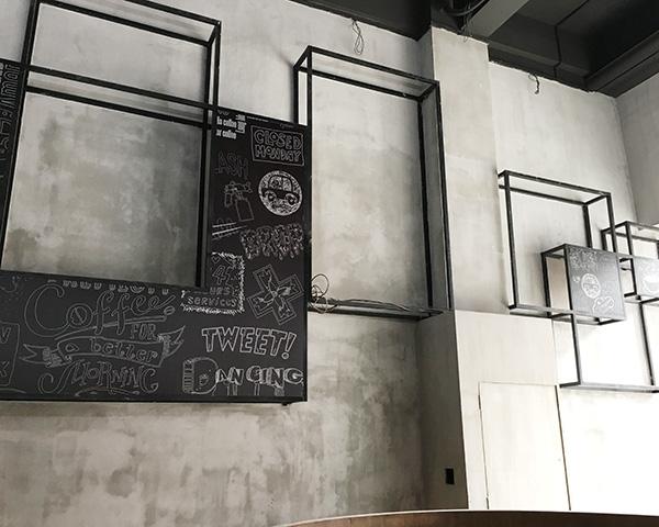 門店裝修設計工程