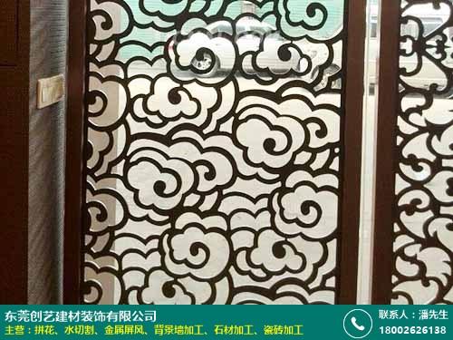 合金鋼銅板水切割加工采購是做什么的_創藝裝飾