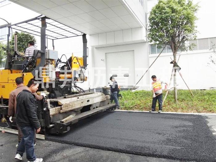 工厂道路改建工程