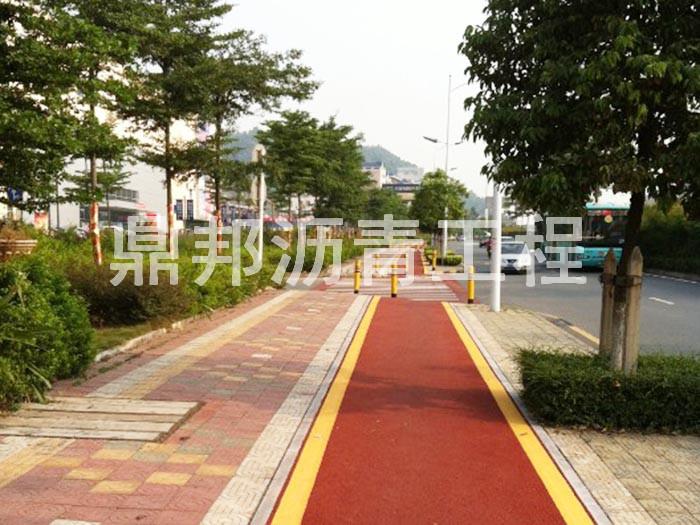 自行车跑道工程
