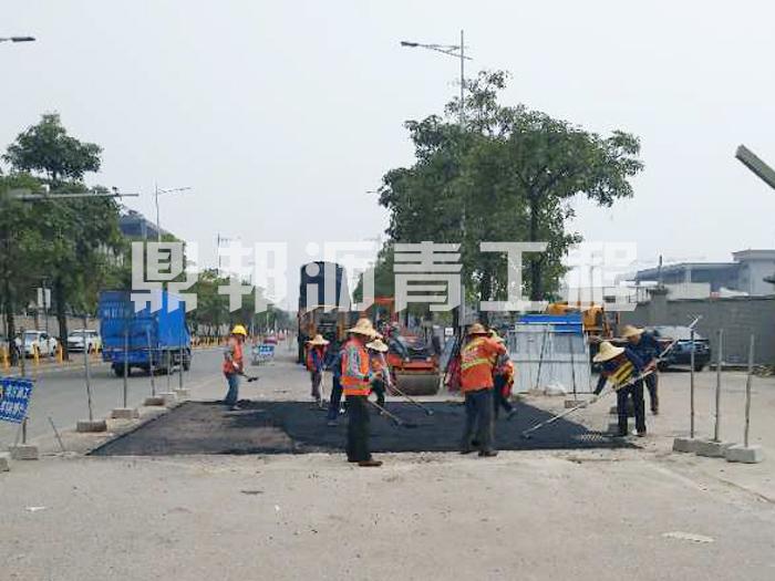 东莞施工道路工程