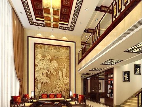 中国风别墅装修装饰