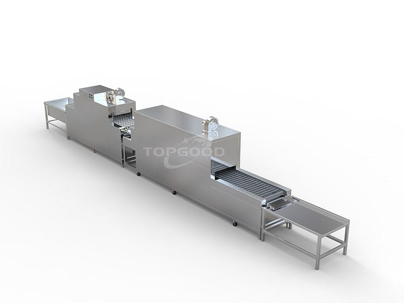 宿迁食堂全自动洗碗机厂家直销 帝谷自动化 大型 商用 消毒