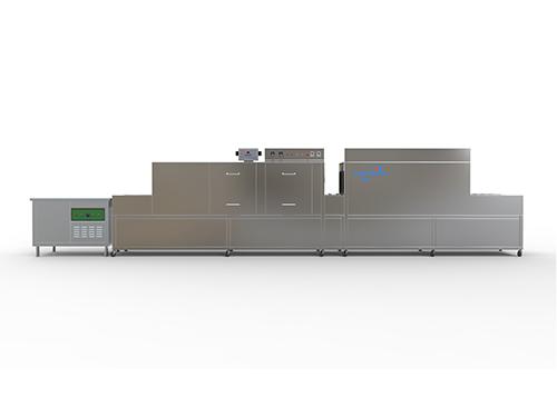 帝谷自动化 研发厂家 宿迁食堂全自动洗碗机多少钱一台