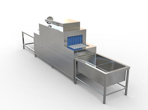 宿迁大型全自动洗碗机多少钱 帝谷自动化 商用 消毒 酒店 流水线