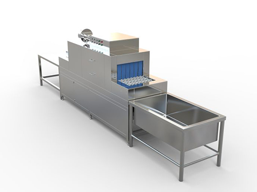 宿遷全自動洗碗機哪里買 帝谷自動化 食堂 大型 流水線 商用