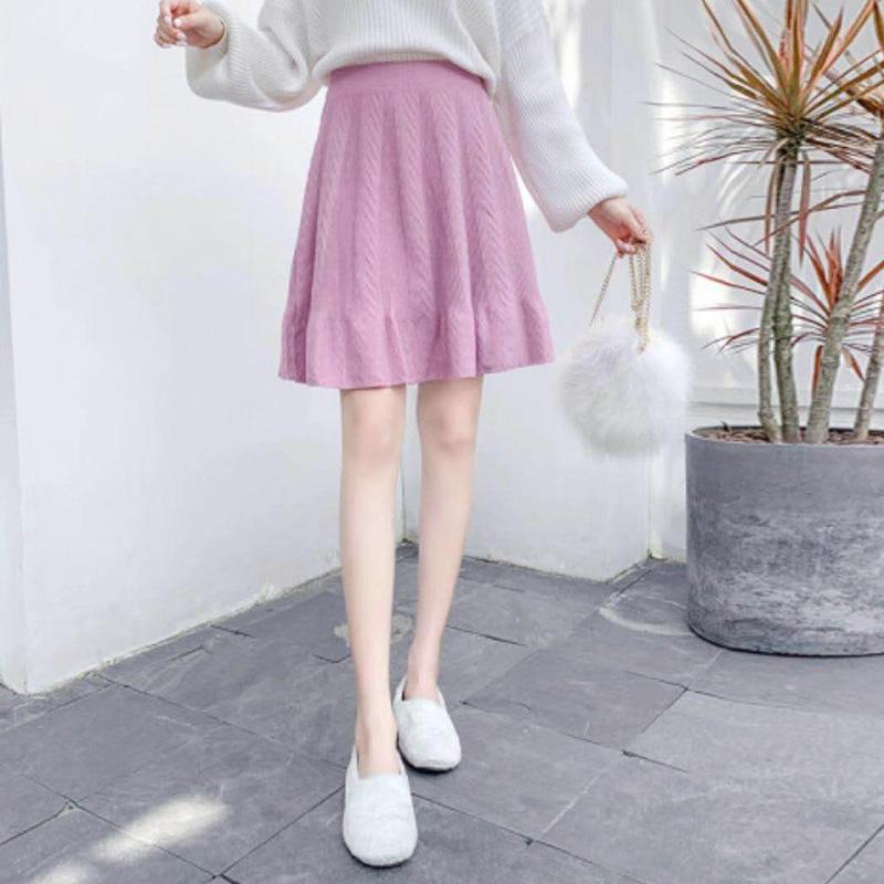 秋冬女款半身裙