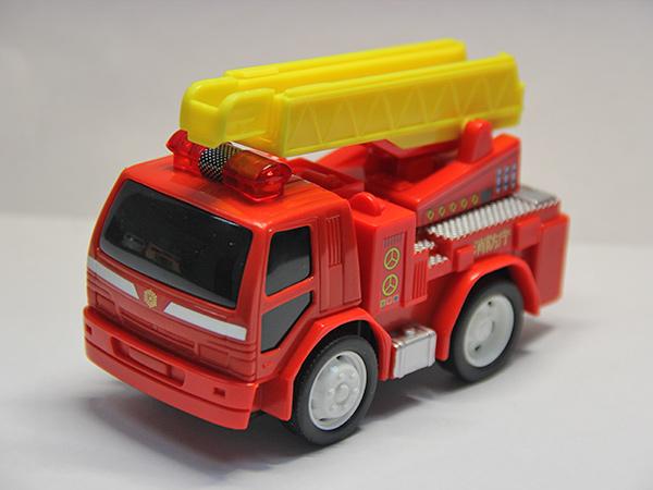 玩具消防车生产